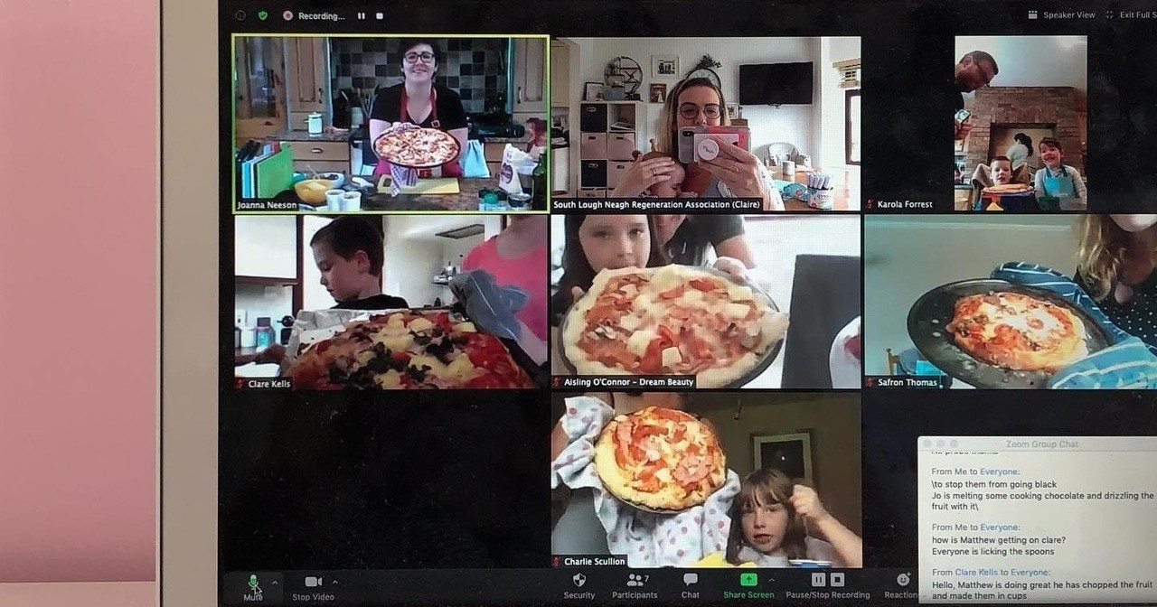 Cooking on Zoom | Asda Portadown