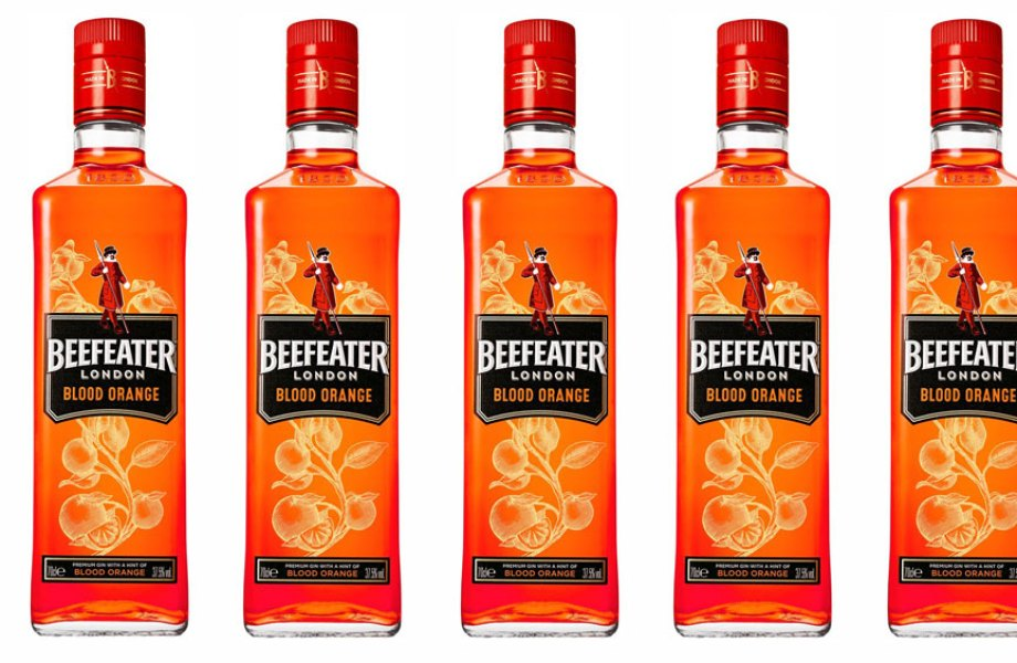 Beefeater Blood Orange Gin 2