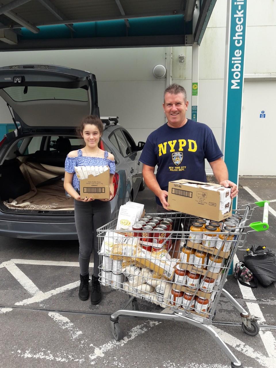 Donation toPontarddulais Area Food Bank | Asda Gorseinon
