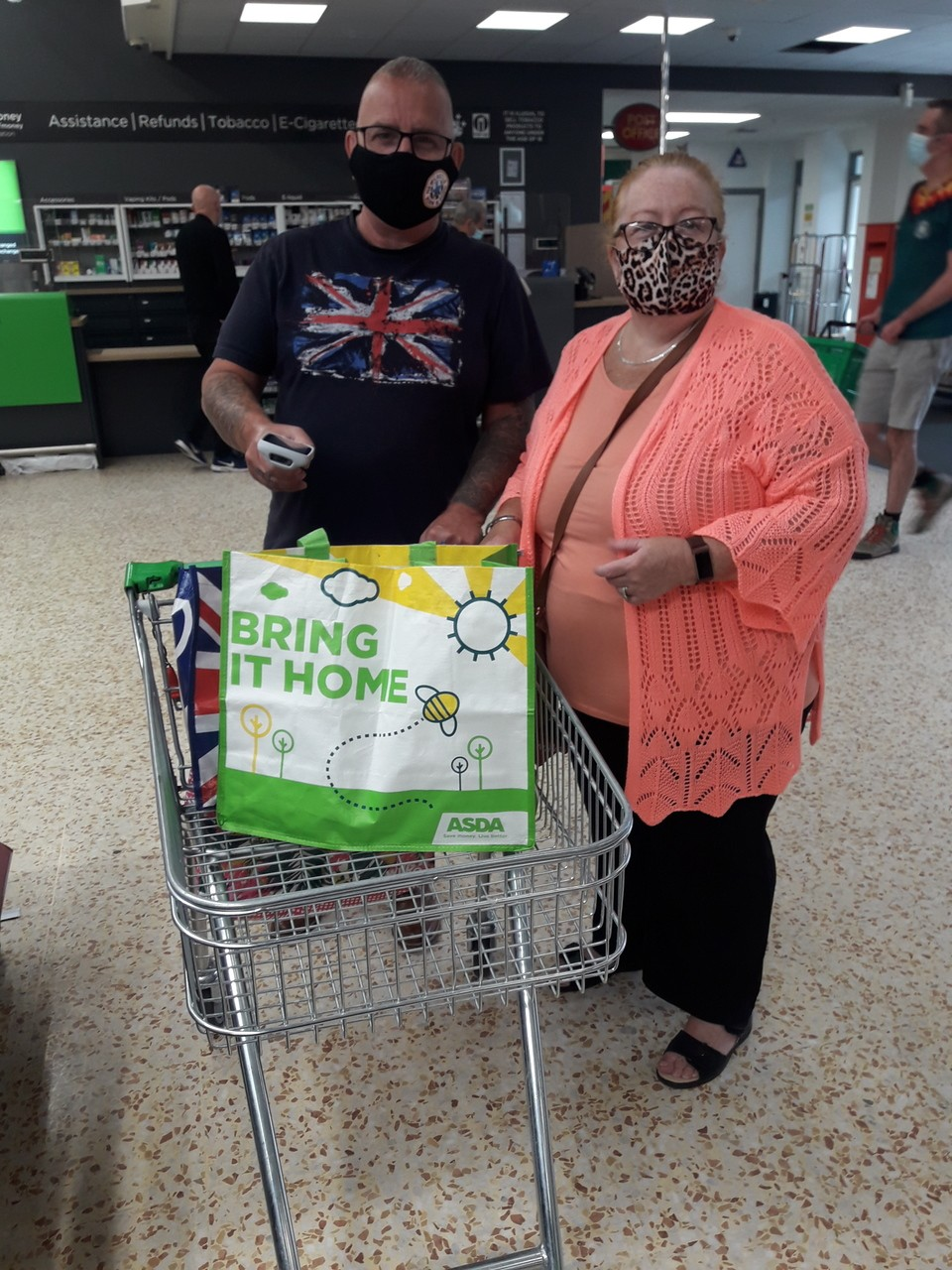 Makeover proving popular | Asda Cramlington