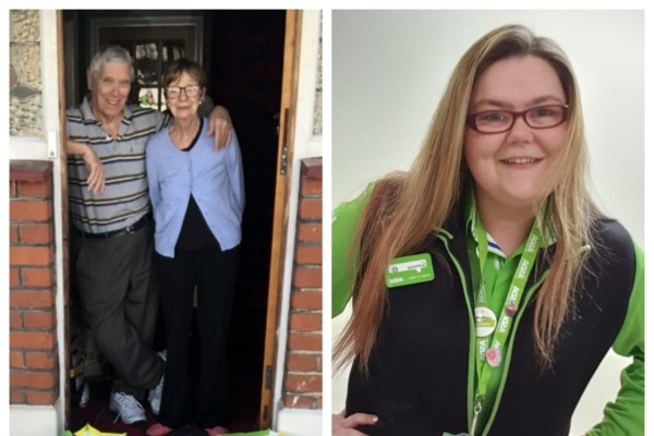 Gemma Gray from Asda Dagenham