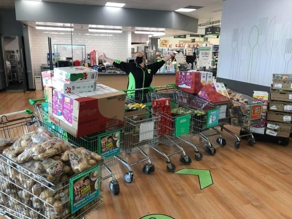 Working together to support our community | Asda Derby