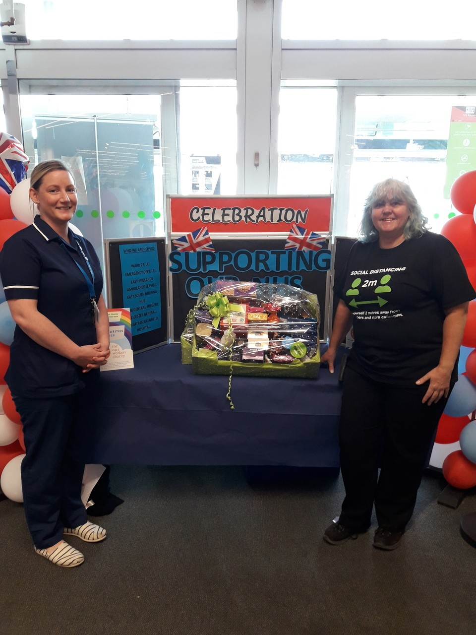 NHS Goodie Hamper  | Asda Leicester