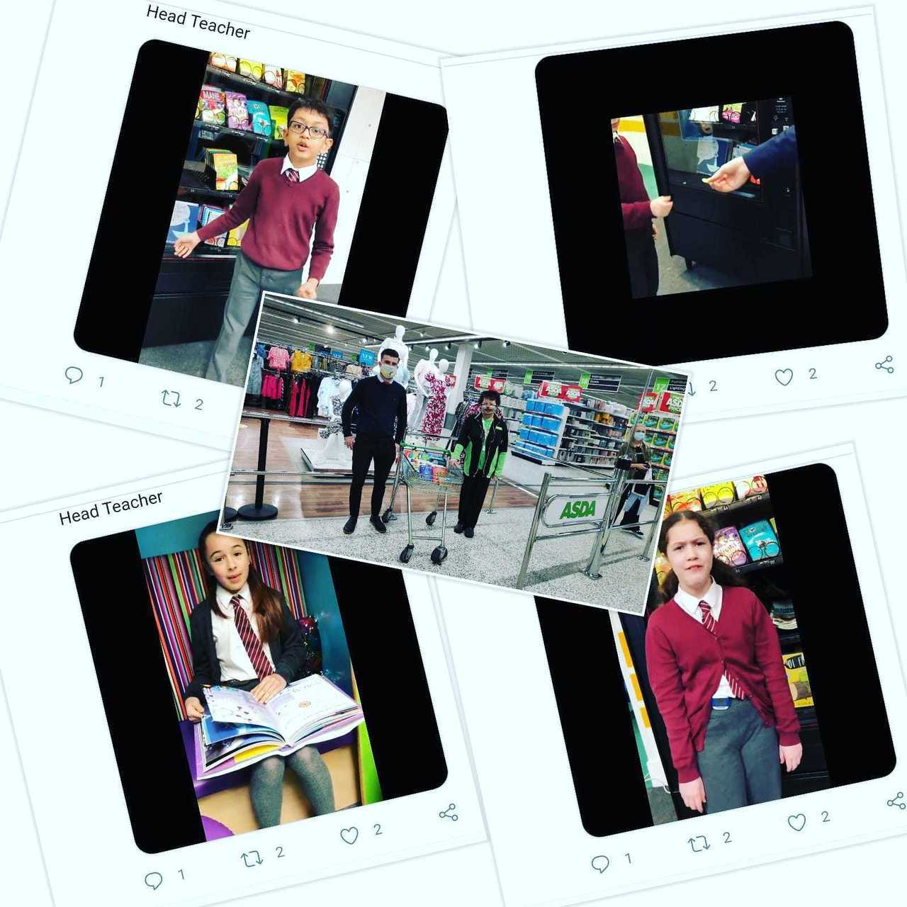 Books donation for school | Asda Watford
