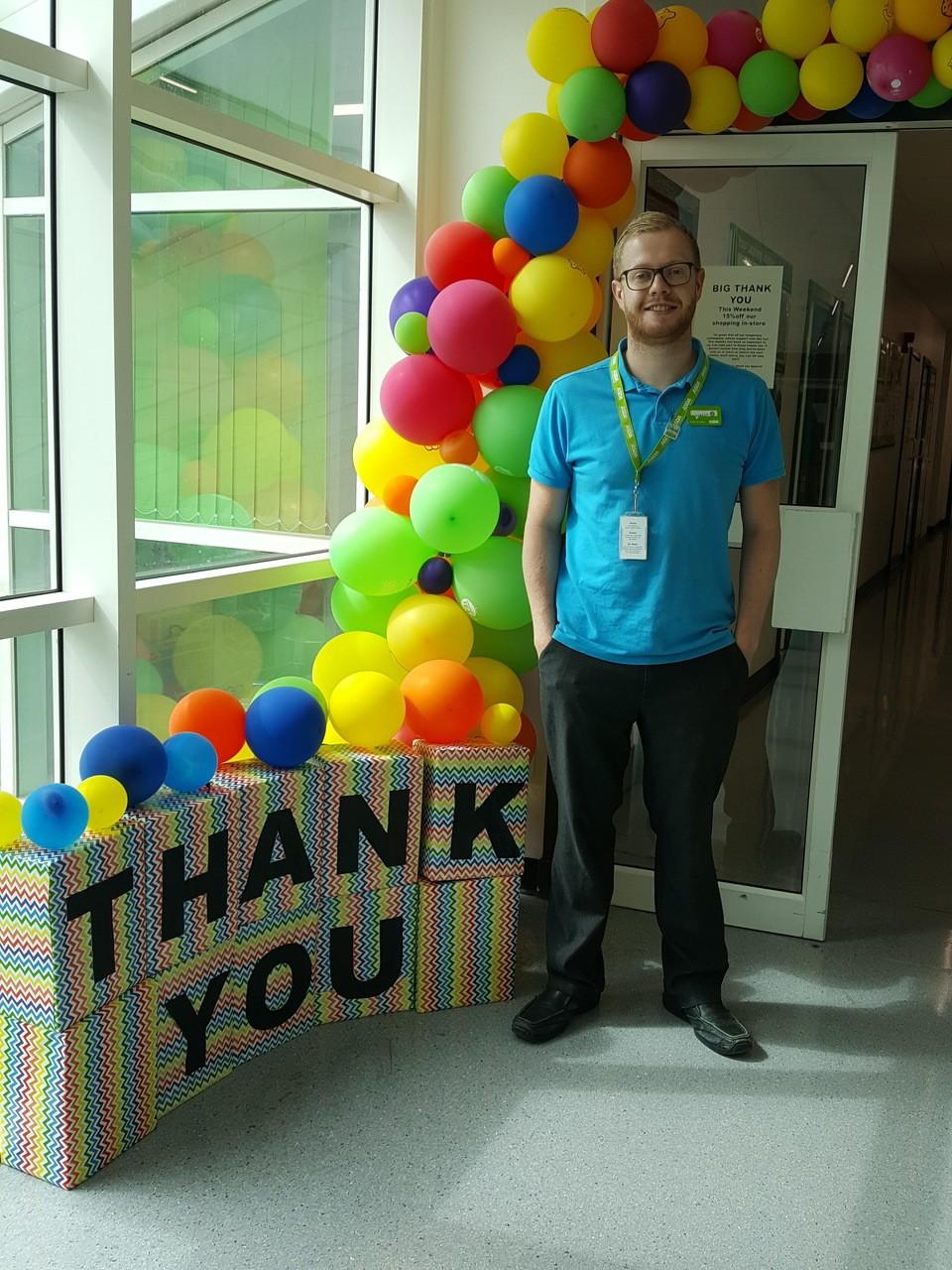 A big thank you to our colleagues | Asda Toryglen
