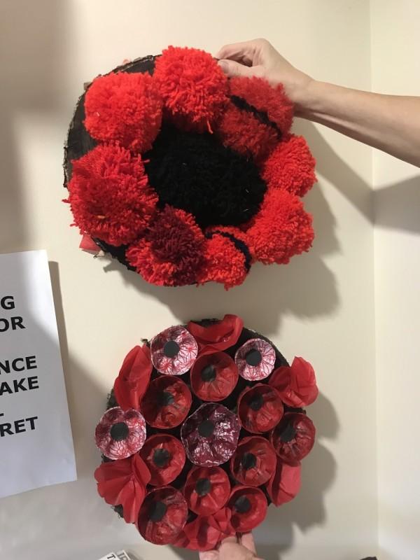 Poppy Appeal at Asda St Leonards