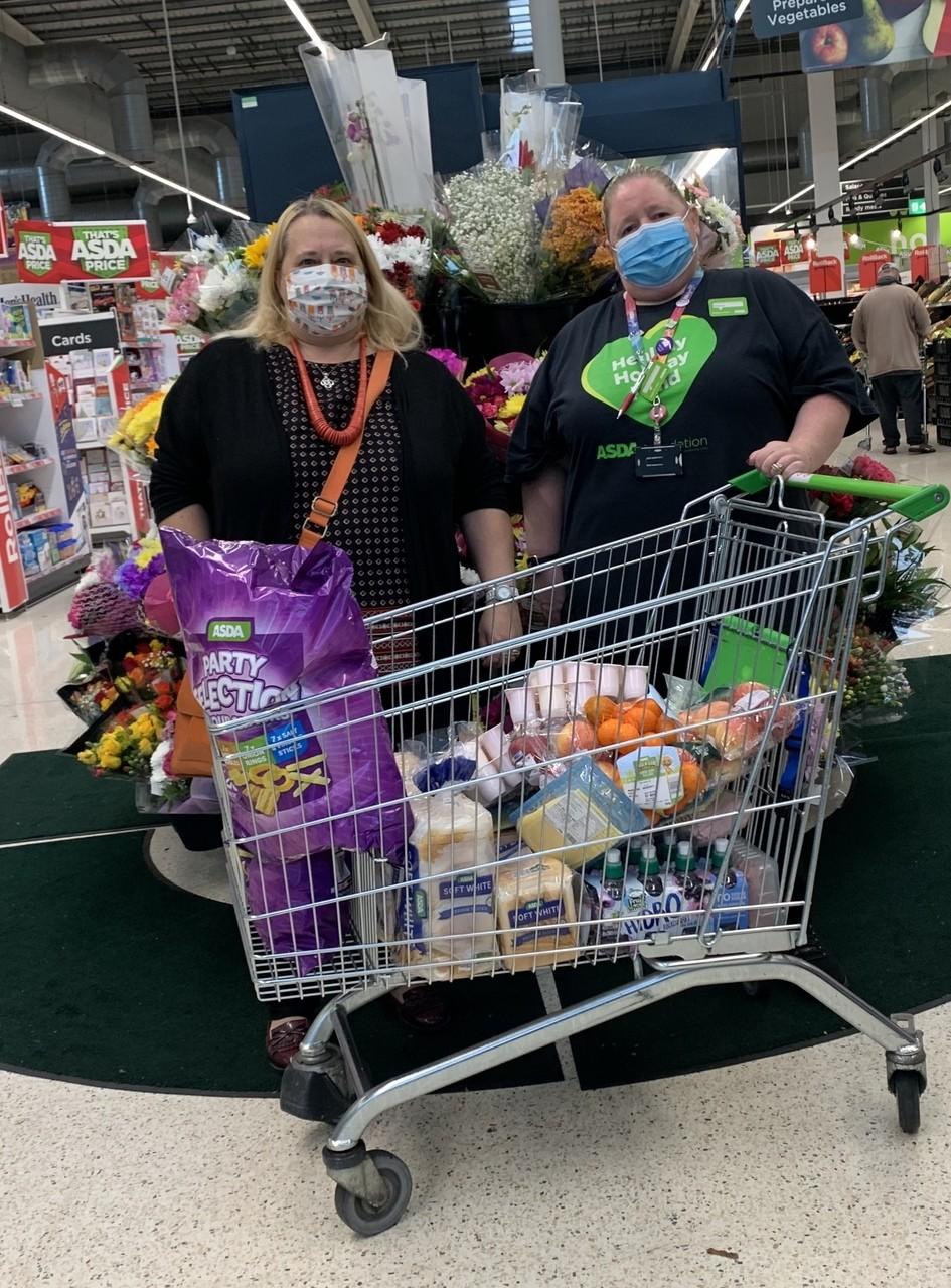Feeding the kids through the Holiday | Asda Dewsbury