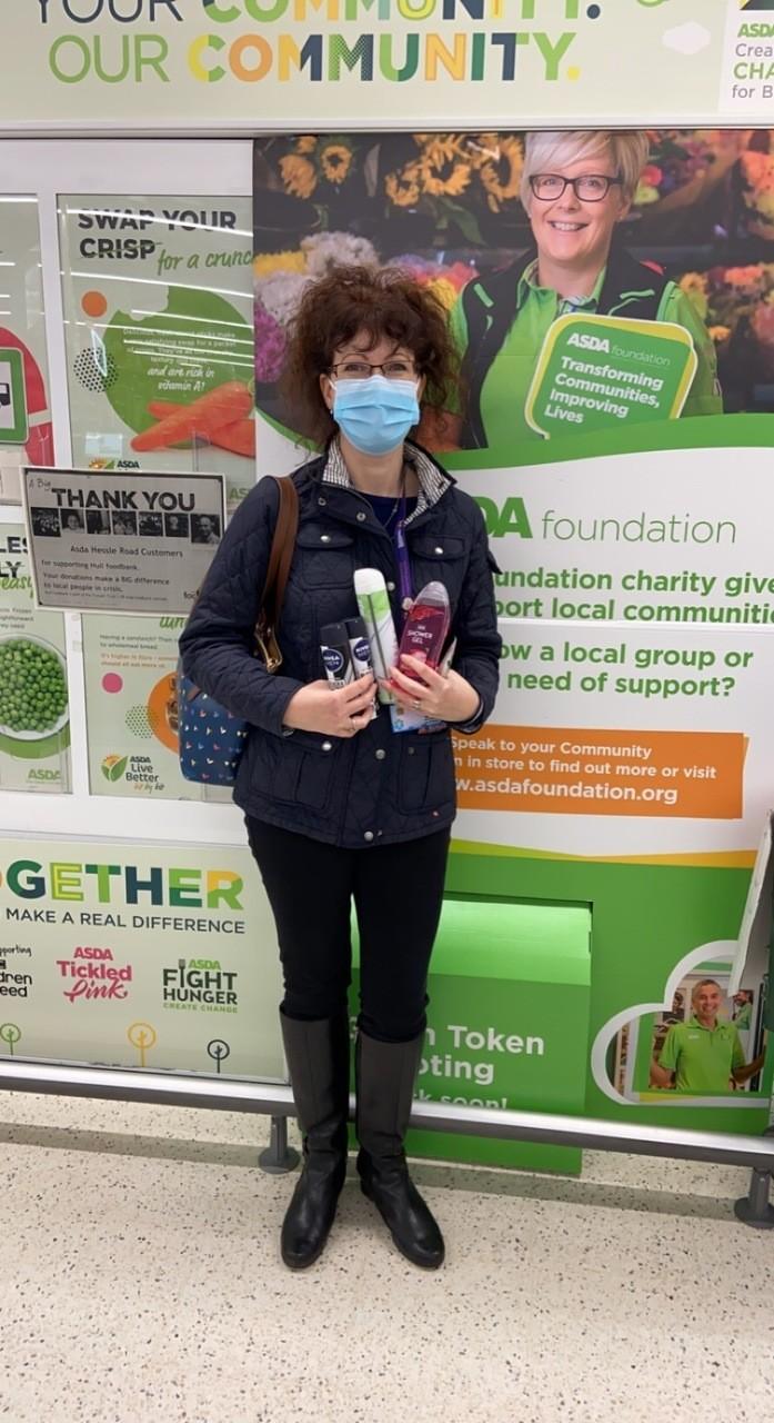 Hospital donation | Asda Hessle