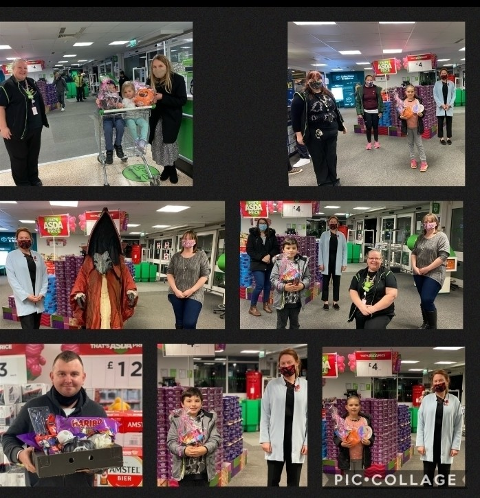 Pumpkin trail winners | Asda Fareham