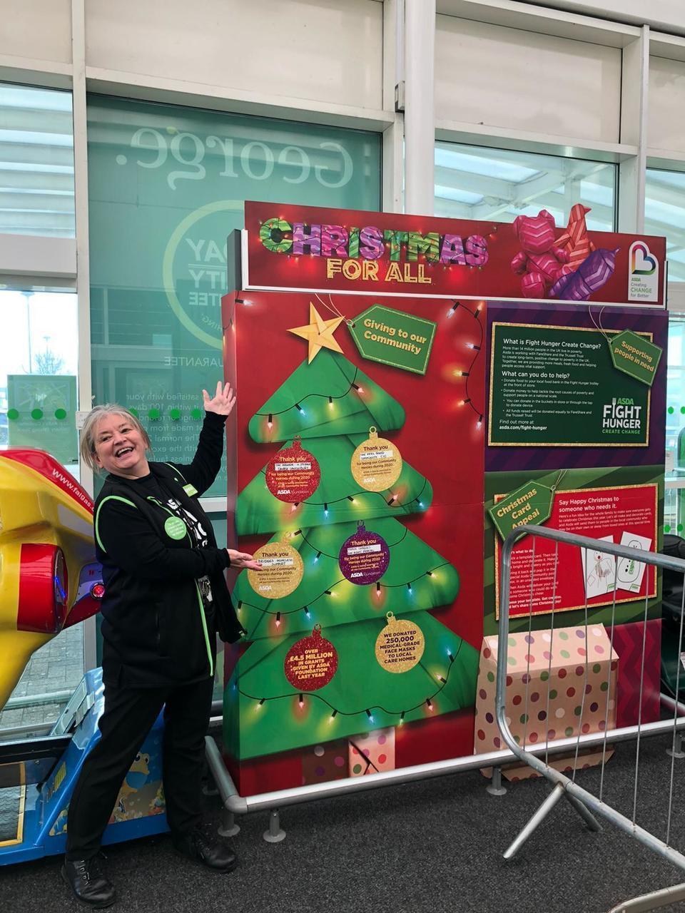 Our Christmas Heroes | Asda Leyton Mills
