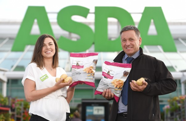 Scotty Chippy Chips are available now at Asda in Scotland