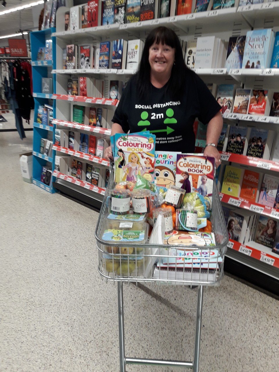 Donation for Sheffield Children's Hospital | Asda Chapeltown