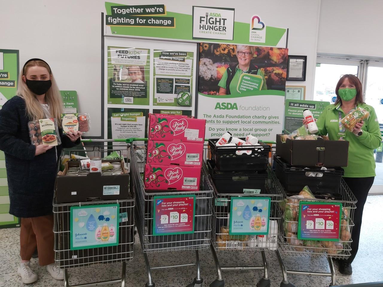 Asda Ashton helps children to cook at home | Asda Ashton