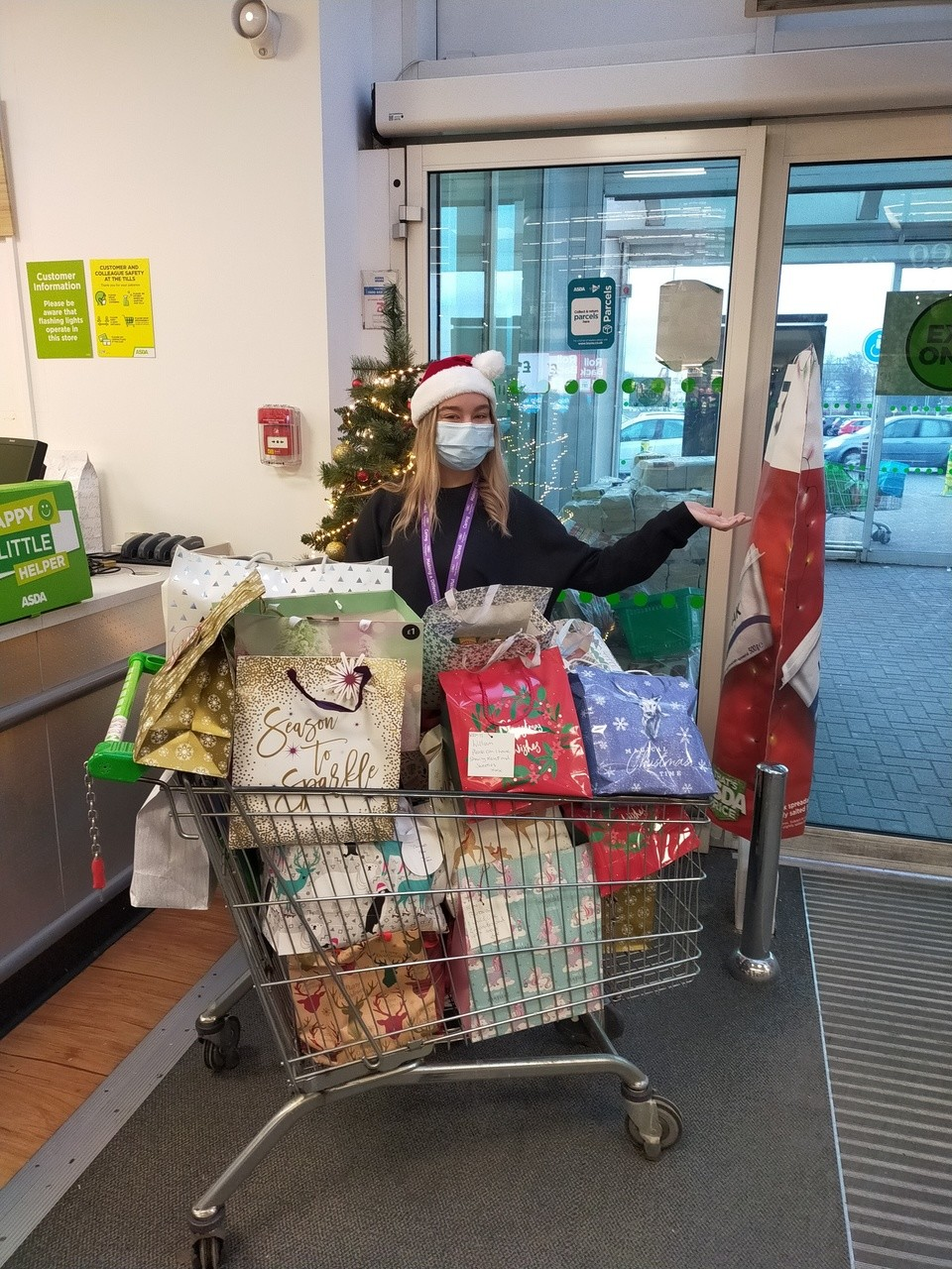 Gifts for care home residents | Asda Clydebank