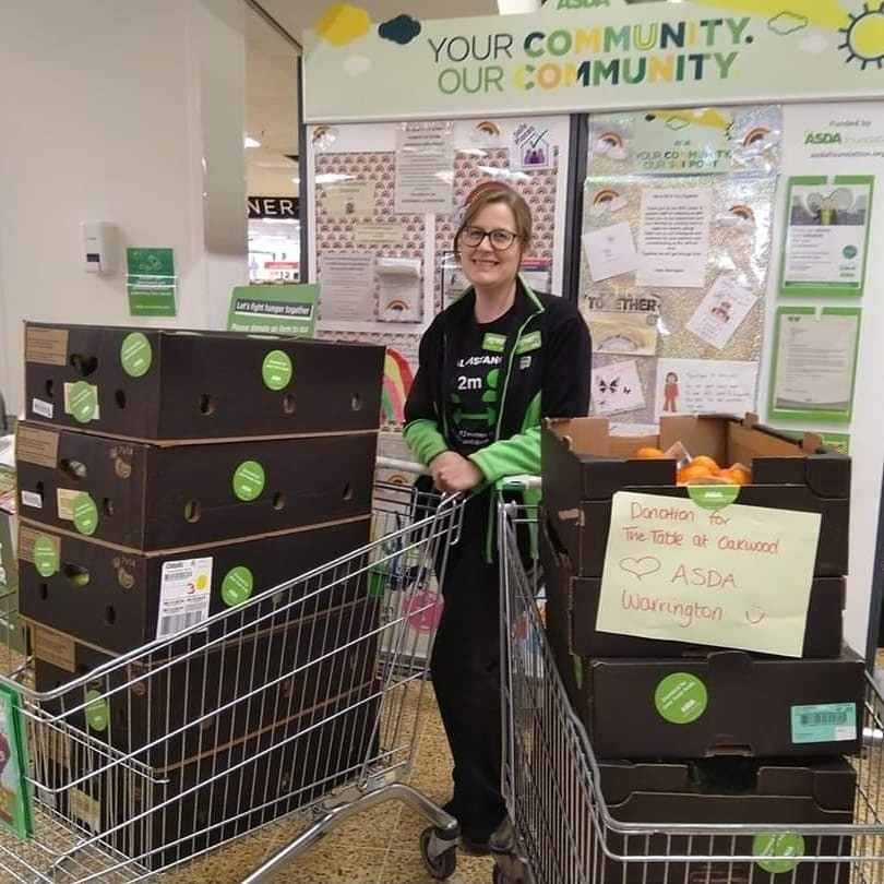 Another busy week of donations! | Asda Warrington