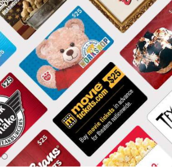 SC Gift Cards