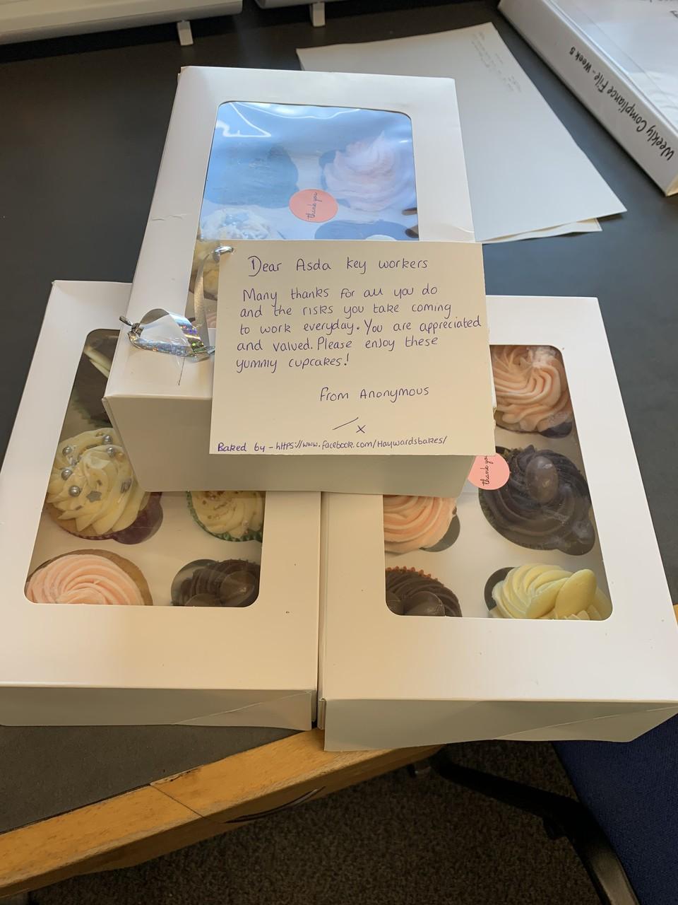 A special thanks | Asda Stowmarket