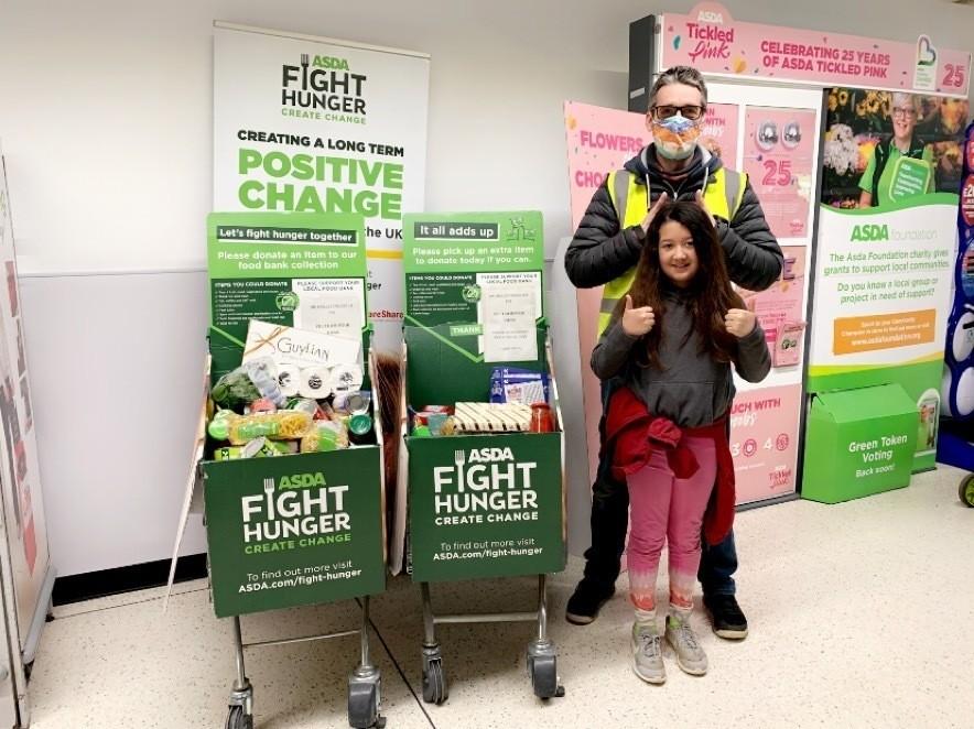 Foodbank support | Asda Feltham