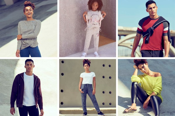 Fitness and leisurewear from George at Asda