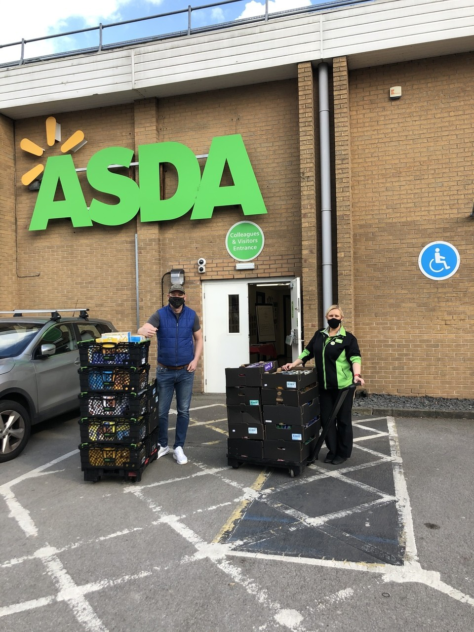 Supporting communities funding   Asda Derby
