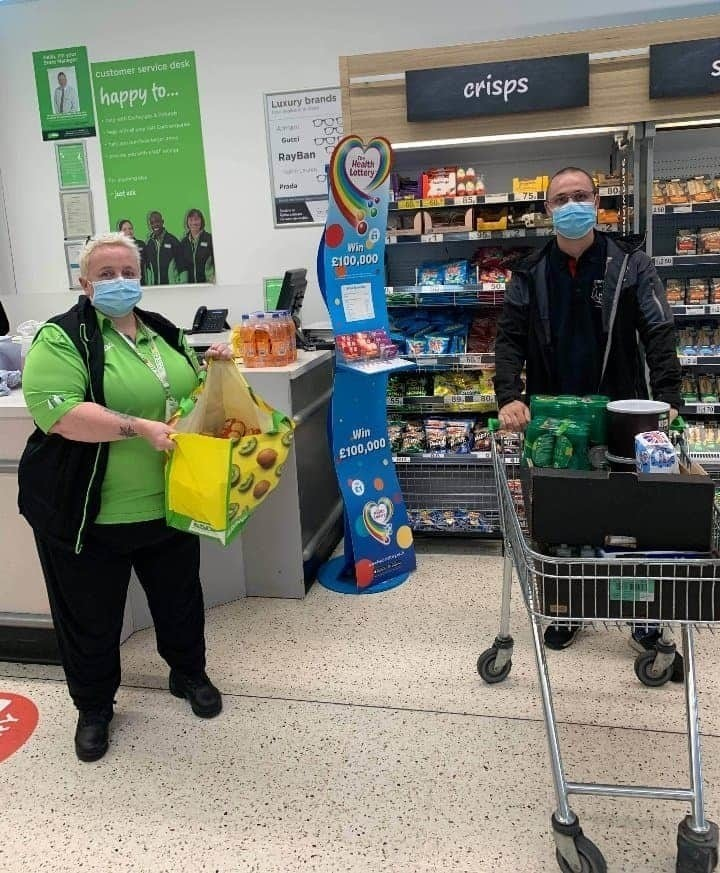 Connecting in the community | Asda Leith