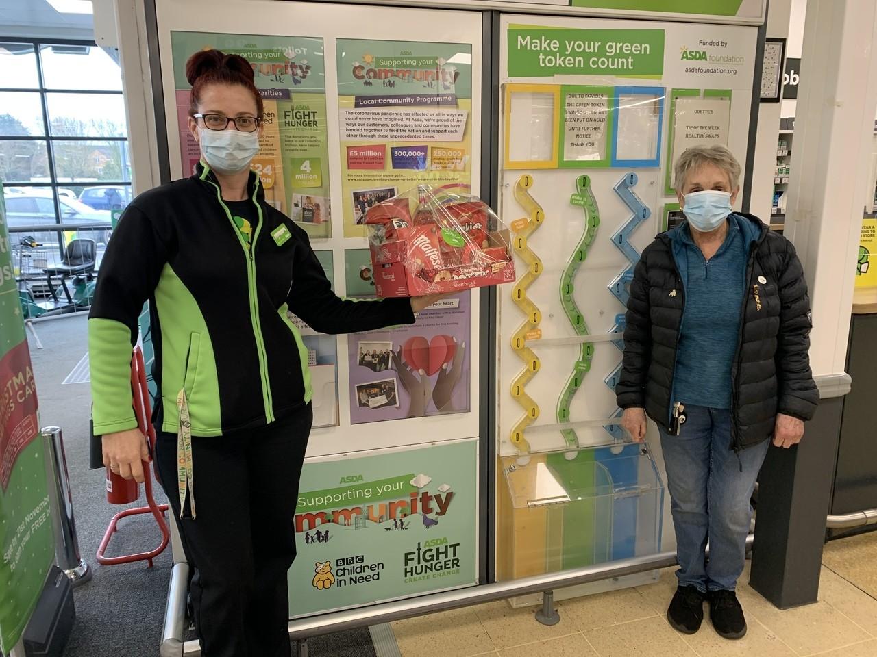 RSPCA donation | Asda Weston-super-Mare