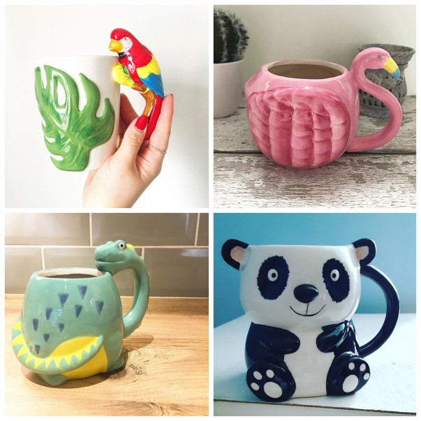 George Home Quirky Mugs