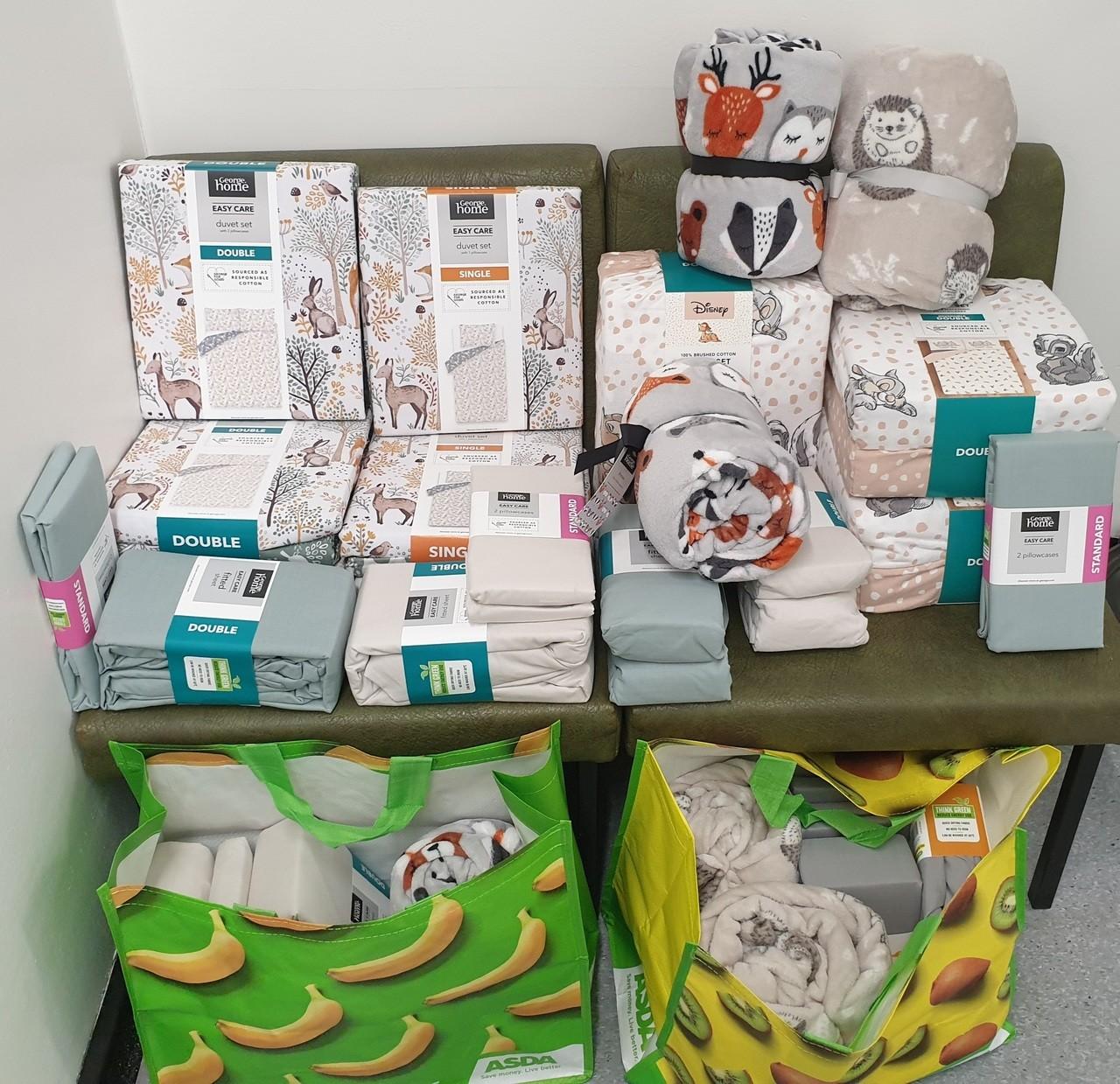 Donation to the Grange University Hospital | Asda Cwmbran