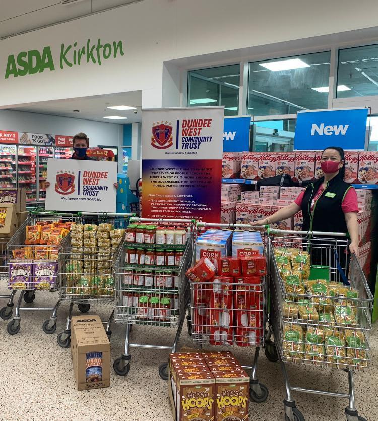 Feeding our communities   Asda Dundee Kirkton