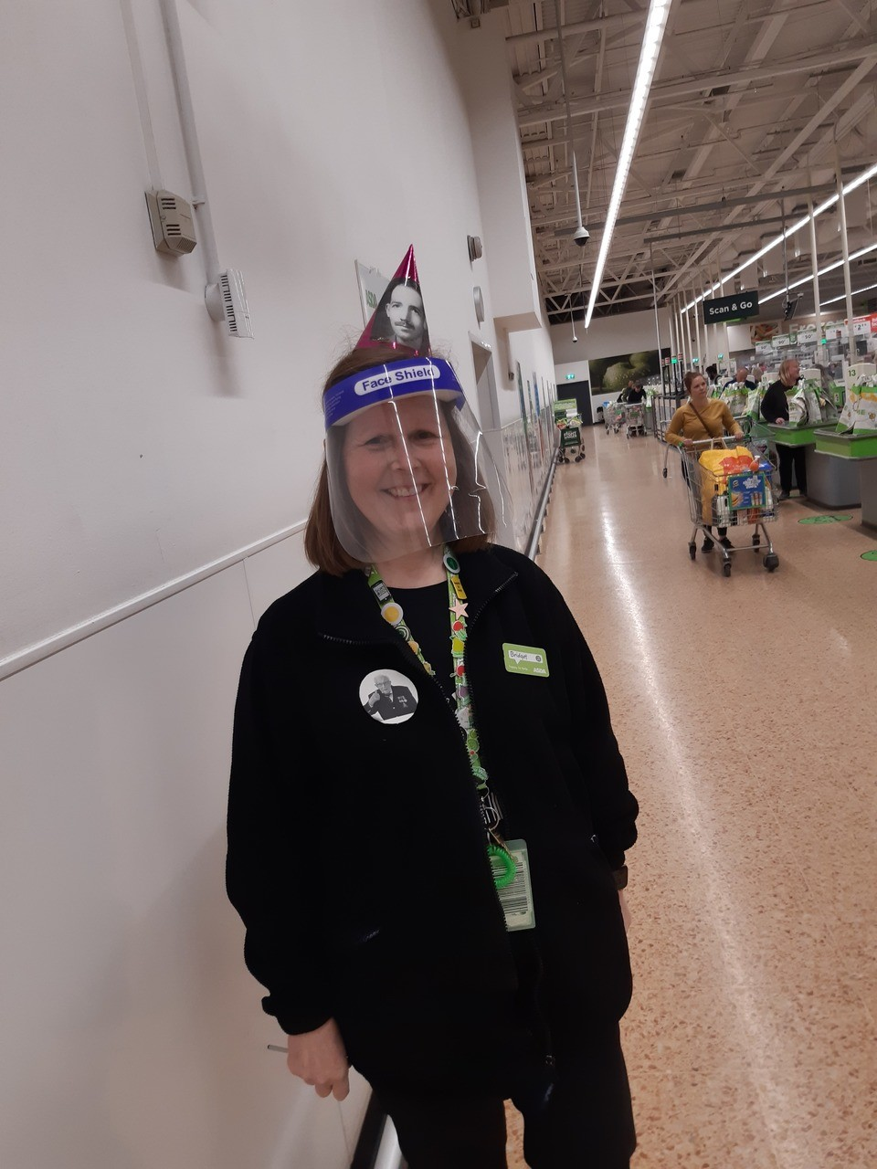 Happy birthday Captain Tom!  | Asda Norwich