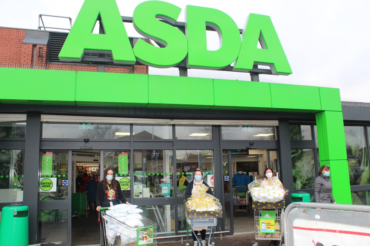 Bolton Burnden Park and Farnworth stores donate to the NICU at the Bolton Royal  Hospital.  | Asda Bolton
