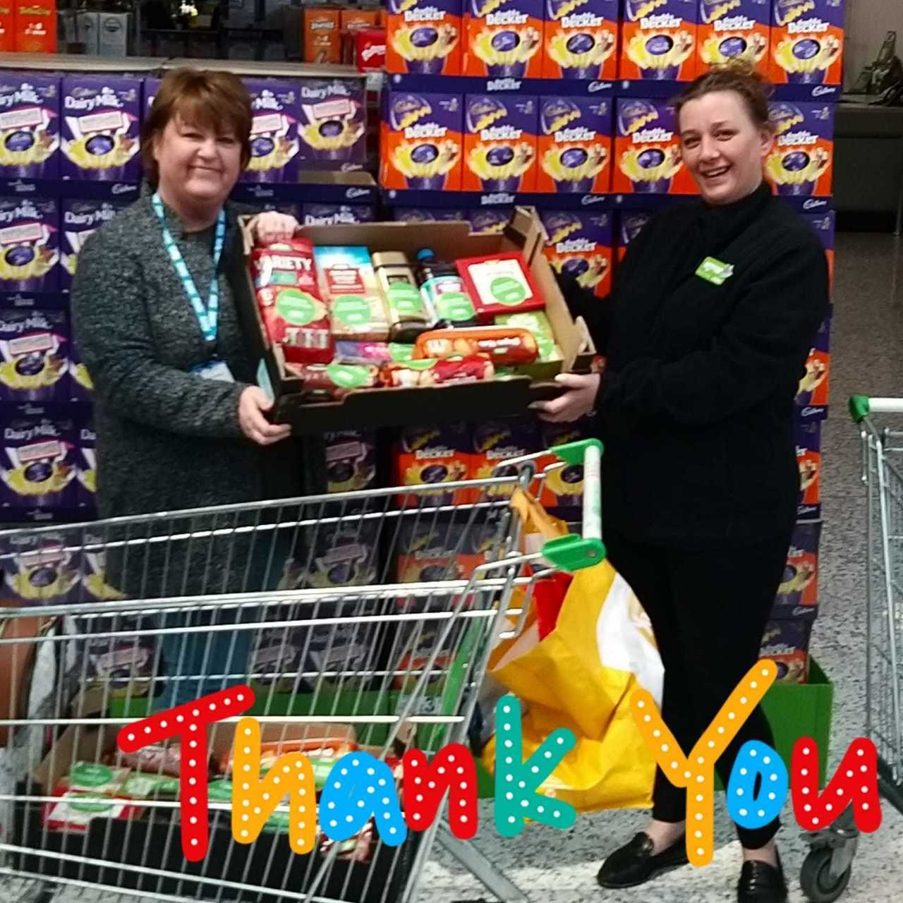 NHS donations  | Asda Blyth