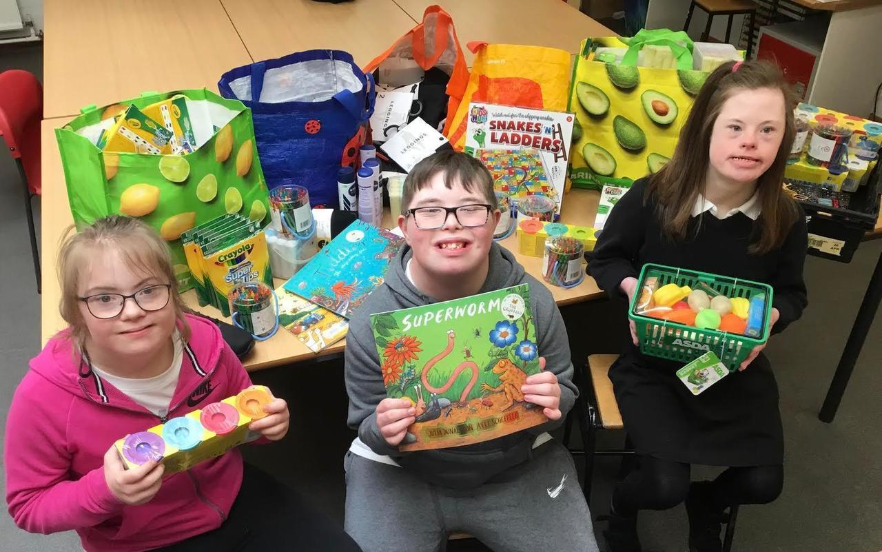 Supporting communities grant funding. | Asda Leith
