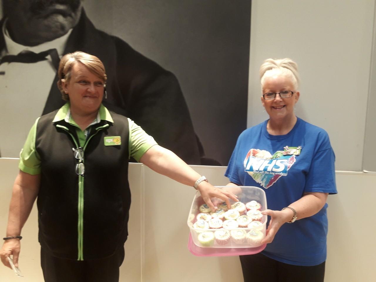 Checkout those Cakes | Asda Blantyre