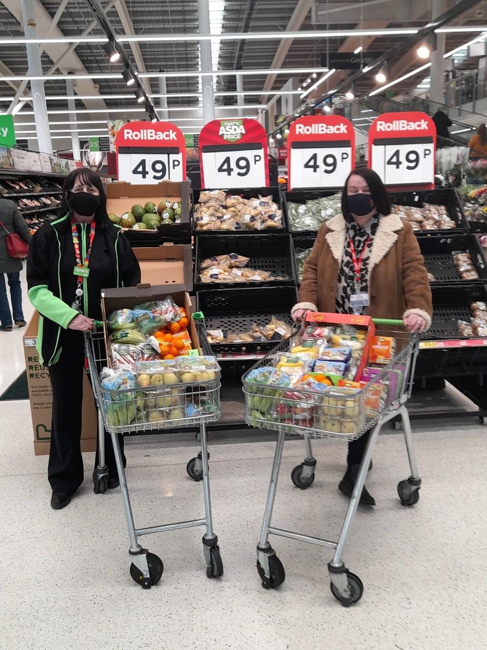 Healthy snacks for school children | Asda Broadstairs