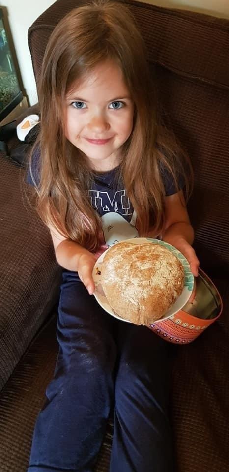 Baking Bread with Rainbows 1st Ware 🌈 | Asda Ware