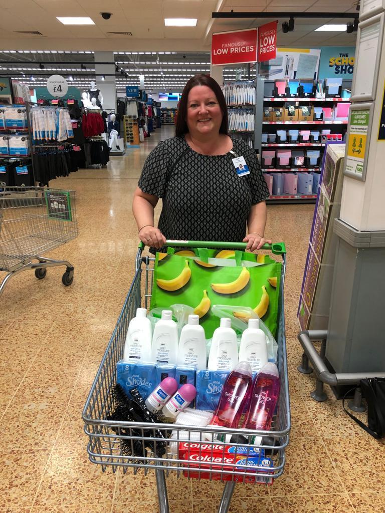 Supporting our local hospital and hospice | Asda Wakefield