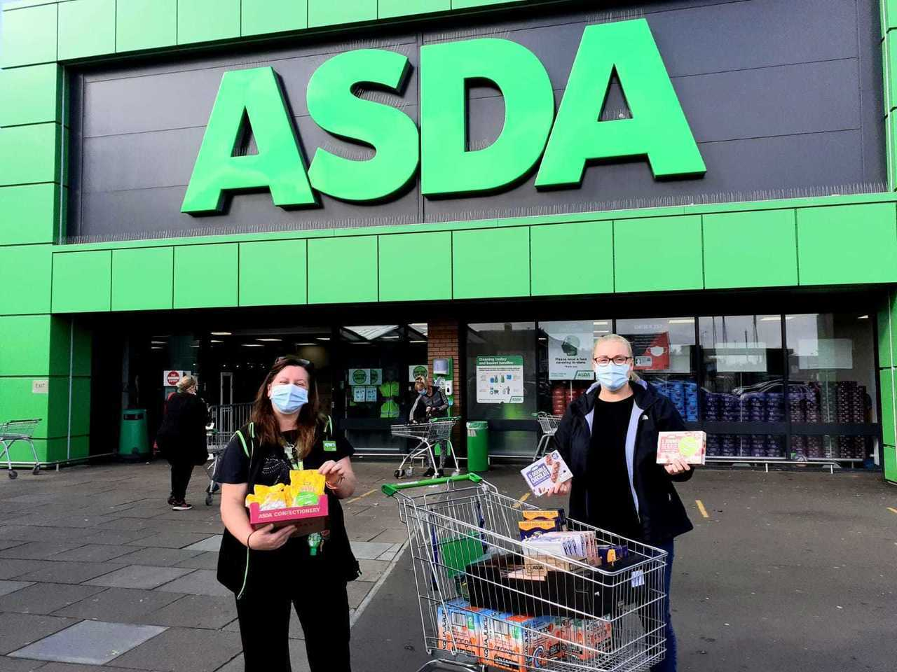 Football event to combat holiday hunger | Asda Blantyre