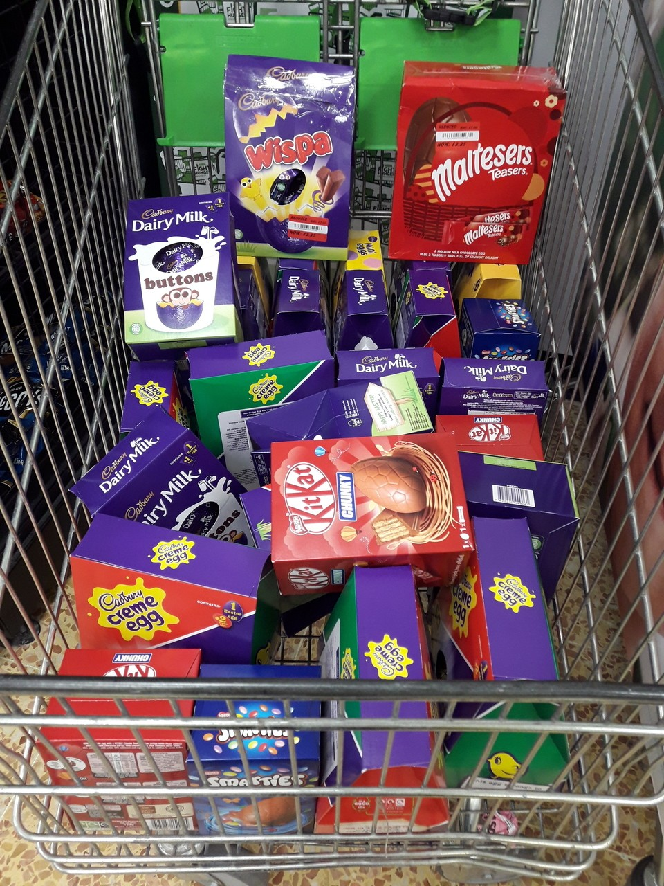 Easter Egg Collection. | Asda Cramlington