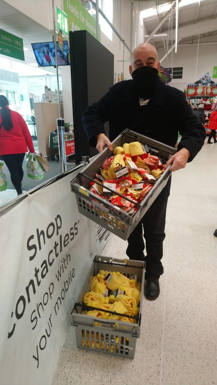 Oldkilpatrick food parcels | Asda Clydebank