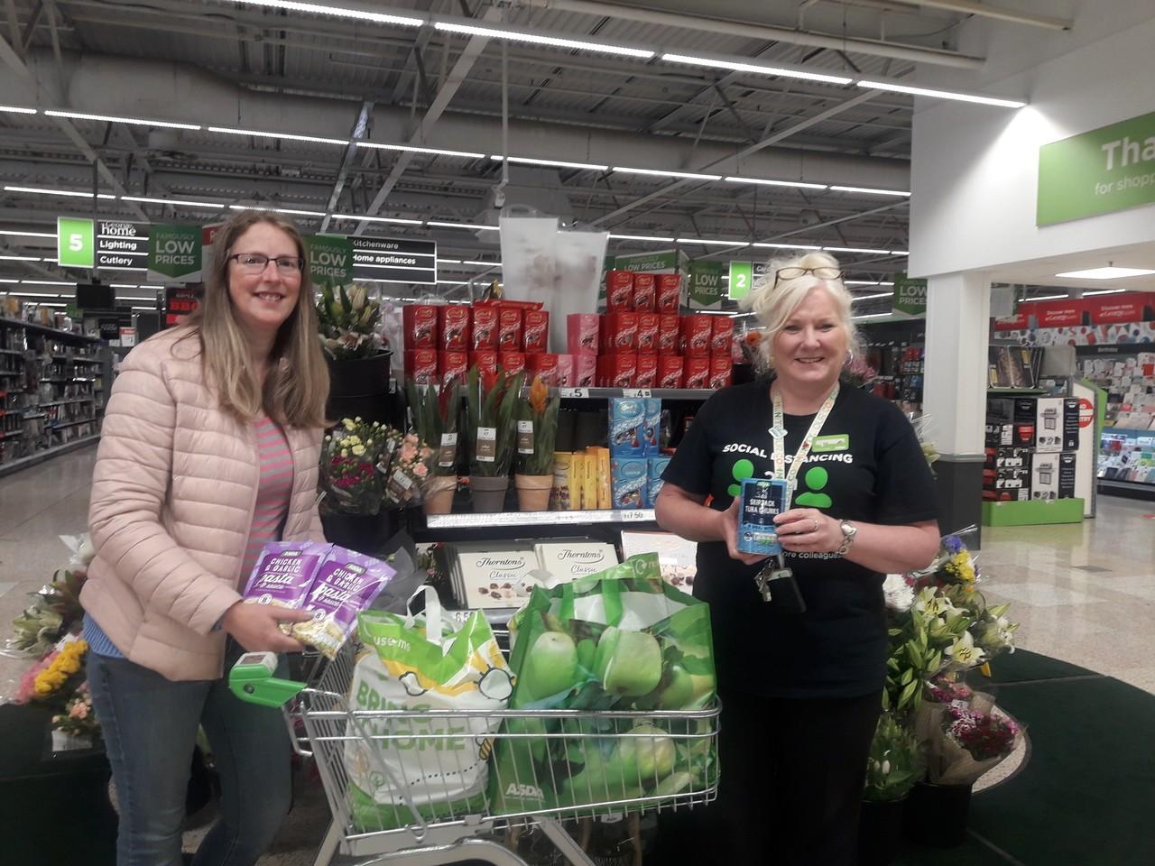 A helping hand for local community trust | Asda Barrow
