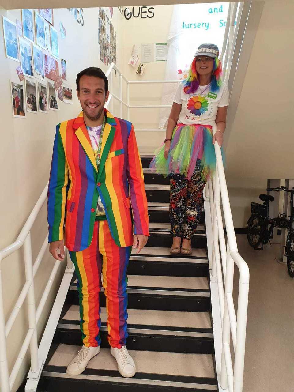 Rainbow Friday | Asda Derby