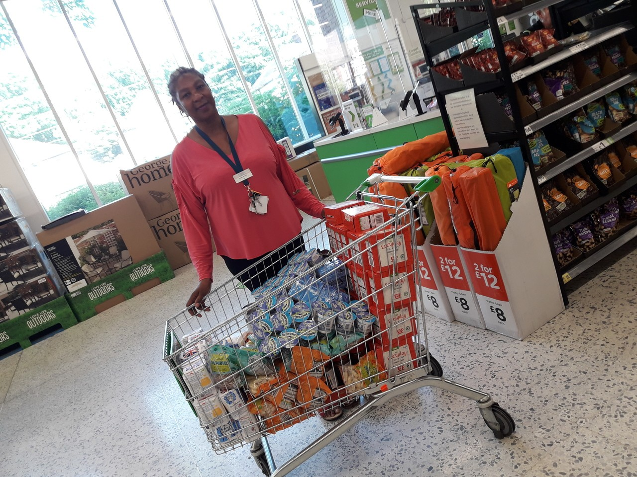 Donation thanks from school | Asda Roehampton