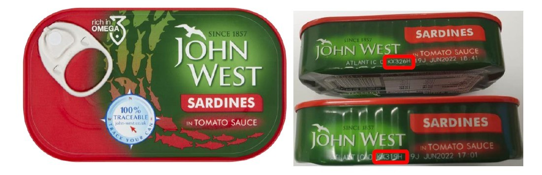 John West Sardines in Tomato Sauce