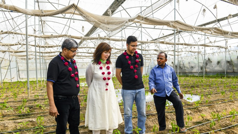 Walmart India and Walmart Foundation Announce Commitments to Support Sustainable Livelihoods for Farmers in India_3.jpg