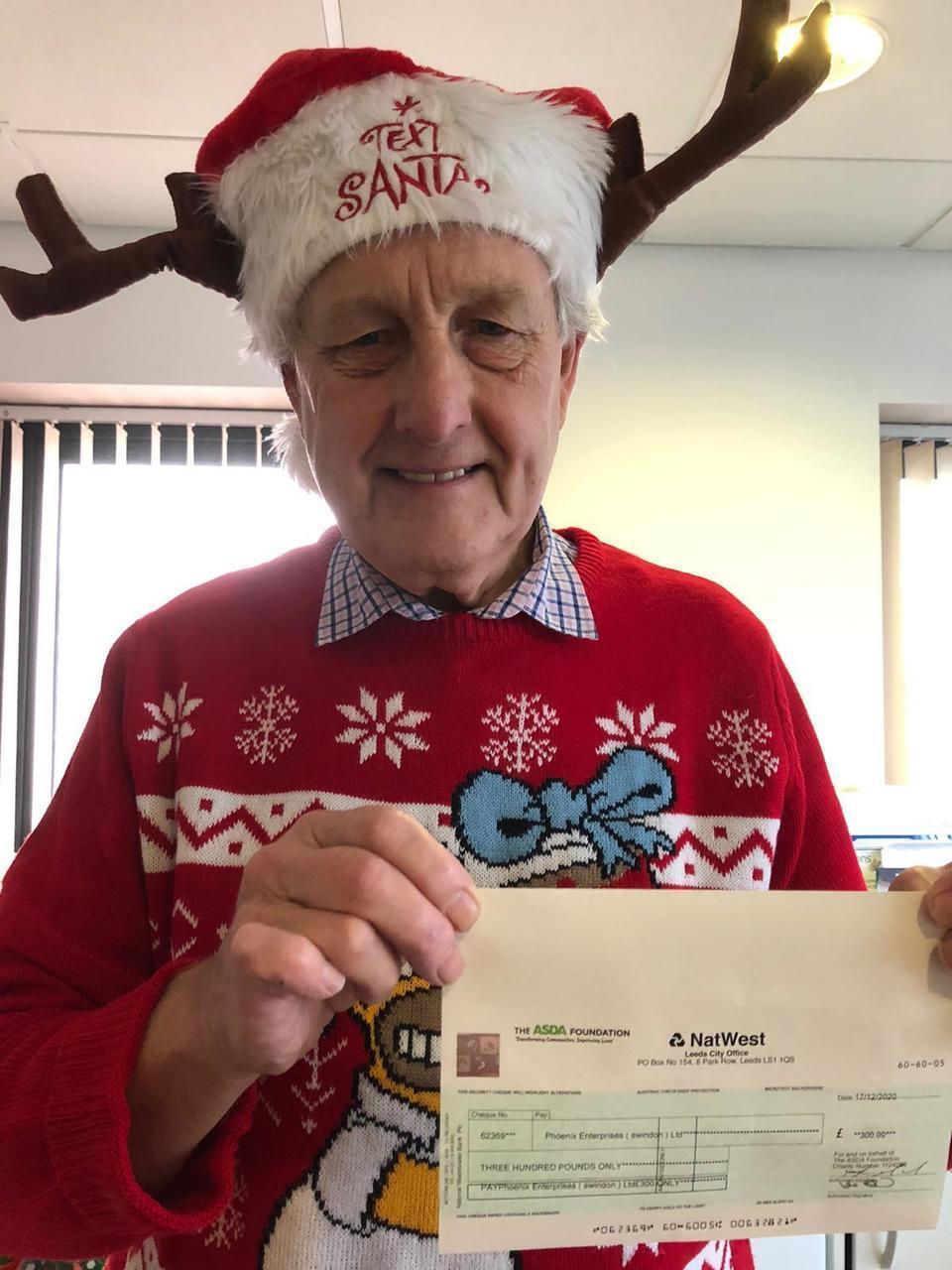 Christmas Giving 🎄 | Asda Swindon Haydon