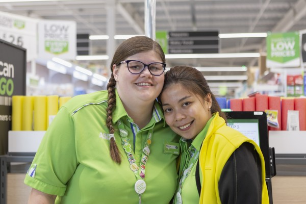 Asda Newport colleague Fleur is inspirational role model for pupils