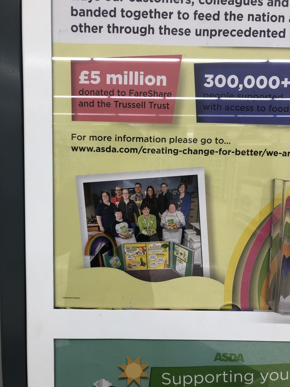 The Base Cookstown on the Community Board | Asda Cookstown