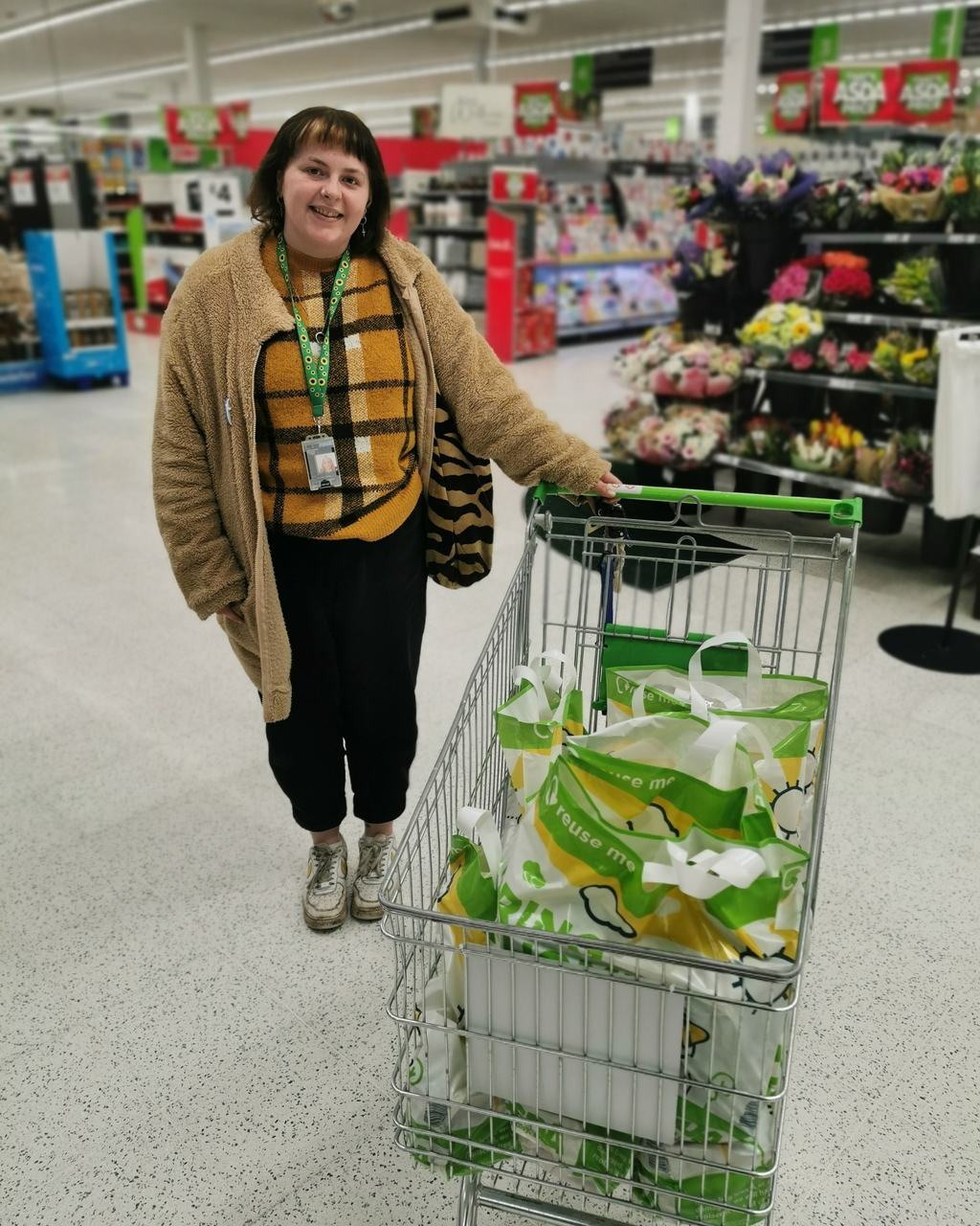 Vegan Foodbank Donation  | Asda Thornaby