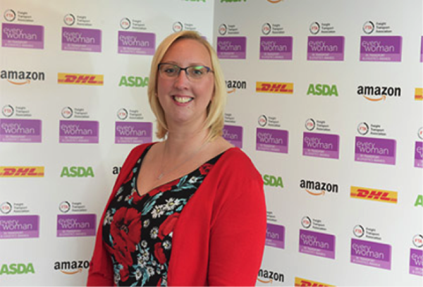 Sharon Hammond, Asda Senior Director – Food North ALS